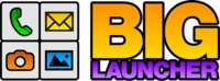 BIG Launcher logo