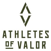 Athletes of Valor logo