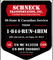 Schneck Transportation