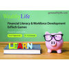 WealthyLife -  financial services education mobile games
