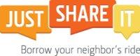 JustShareIt logo
