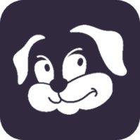 Double Dog logo