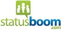 statusboom logo