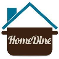 HomeDine logo