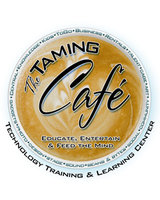 The Taming Cafe logo