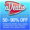 aDealio -  e-commerce coupons local deals