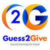 Guess2Give -  social games gambling ventures for good charity