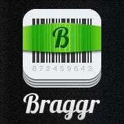 Braggr logo