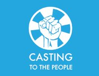 Casting to the People logo