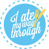 I Ate My Way Through -  e-commerce food and beverages publishing travel & tourism