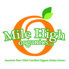 Mile High Organics -  e-commerce food and beverages bridging online and offline health and wellness
