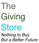 The Giving Store