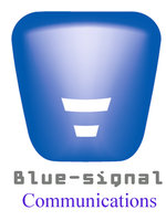 Blue-Signal Communications logo