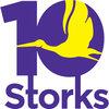 10 Storks