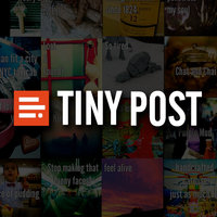 Tiny Post logo