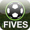 iFives -  mobile sports soccer recreation