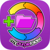 My Purple Folder -  enterprise software health care health care information technology mobile health