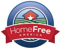 HomeFree America logo