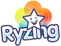 Ryzing- Acquired by RockYou logo