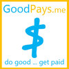 GoodPays.me -  consumer internet social media ventures for good loyalty programs