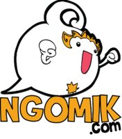 ngomik logo