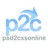 P2C -  web design