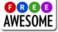 Free Awesome logo