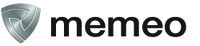 Memeo logo