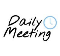 Daily Meeting Careers, Funding, and Management Team