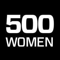 500 Women logo
