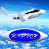 Raptor Aircraft -  clean technology transportation aerospace