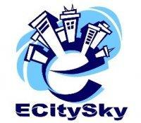 ECitySky logo