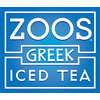 ZOOS Greek Iced Teas -  food and beverages