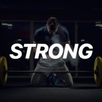 Strong Fitness logo