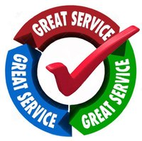 Great Service Agency logo
