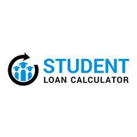 the student loan calculator logo