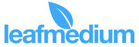 Leaf Medium logo