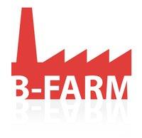 B-farm logo