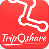 TripOshare -  social media ios travel personal diary