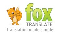 FoxTranslate logo