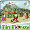 MiniMonos -  kids sustainability collectibles mmo games