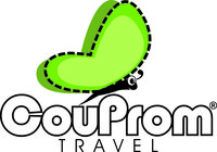 CouProm Travel logo