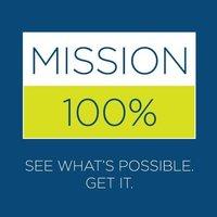 Mission 100%