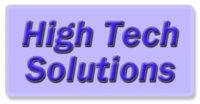 High Tech Solutions logo