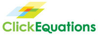 ClickEquations logo