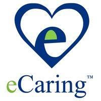 eCaring logo