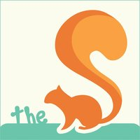 the Squirrelz logo
