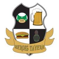 Hero's Tavern logo