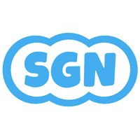 SGN (Social Gaming Network) logo
