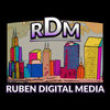 Ruben Digital Media -  digital media sales and marketing web design small and medium businesses